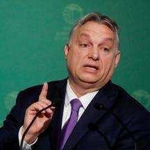 FILE PHOTO: Hungarian Prime Minister Viktor Orban takes part in an annual business conference in Budapest