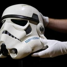 "Stormtrooper kaciga iz filma ""Star Wars: A New Hope"""