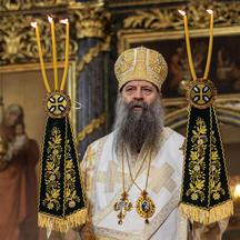 Serbian Orthodox Church enthrones its new Patriarch