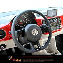 '20.03.2012., Zagreb - Test automobila Volkswagen Up.  Photo: Marko Lukunic/PIXSELL'
