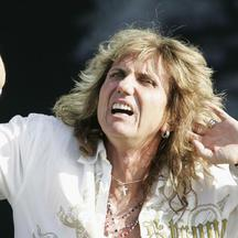 'David Coverdale of Whitesnake performs on stage at Download Festival 2009 at Donnington Park, in Derby, EnglandPhoto: Press Association/PIXSELL'
