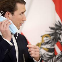 Austria's Chancellor Kurz holds news conference in Vienna