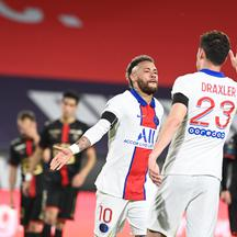 FRA, Ligue 1, Stade Rennes vs Paris Saint Germain