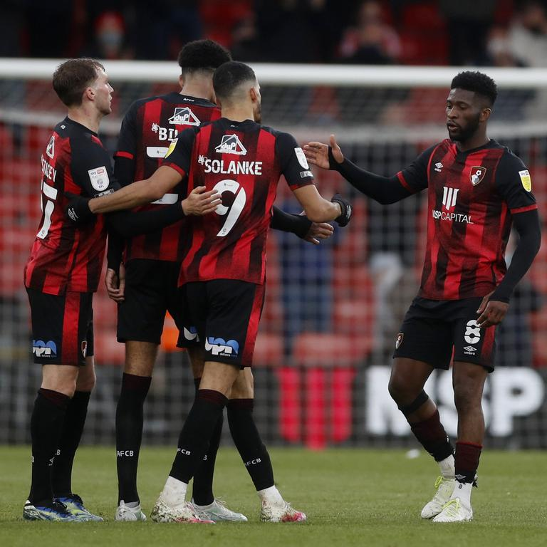 Championship - Play-Off Semi Final First Leg - AFC Bournemouth v Brentford