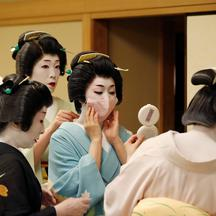 "The Wider Image:  ""It'll take all of our body and soul"" - geisha struggle to survive in the shadow of coronavirus"