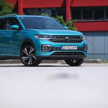 VW T-cross 1.0 TSI