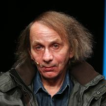 The French author Michel Houellebecq presents his novel 'Submission' in Cologne, Germany, 19 January 2015. Photo: Oliver Berg/dpa/DPA/PIXSELL