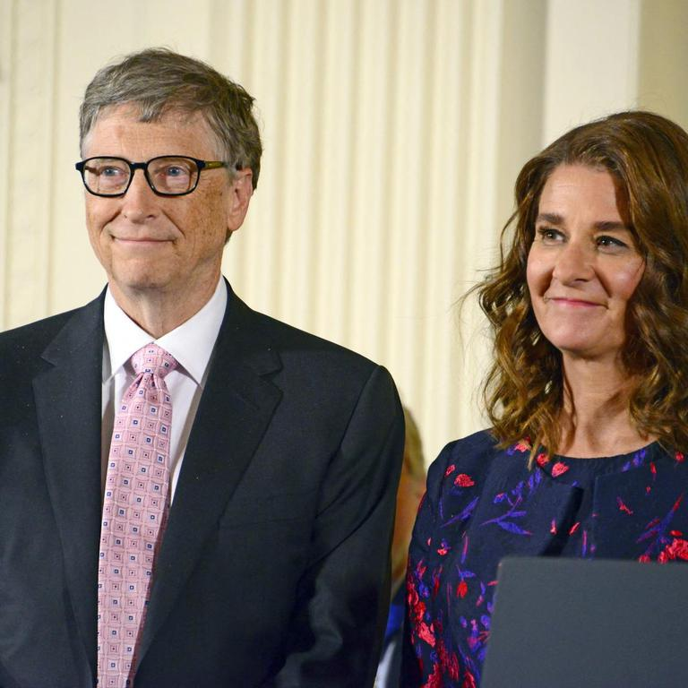 Bill Gates And His Wife Melinda Announce Their Divorce