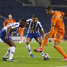 Champions League - Round of 16 First Leg - FC Porto v Juventus