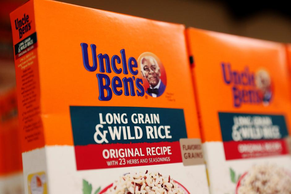 Boxes of Uncle Ben's branded rice stand on a store shelf inside of a shop in the Brooklyn borough of New York City | Autor : BRENDAN MCDERMID/REUTERS/PIXSELL/REUTERS/PIXSELL