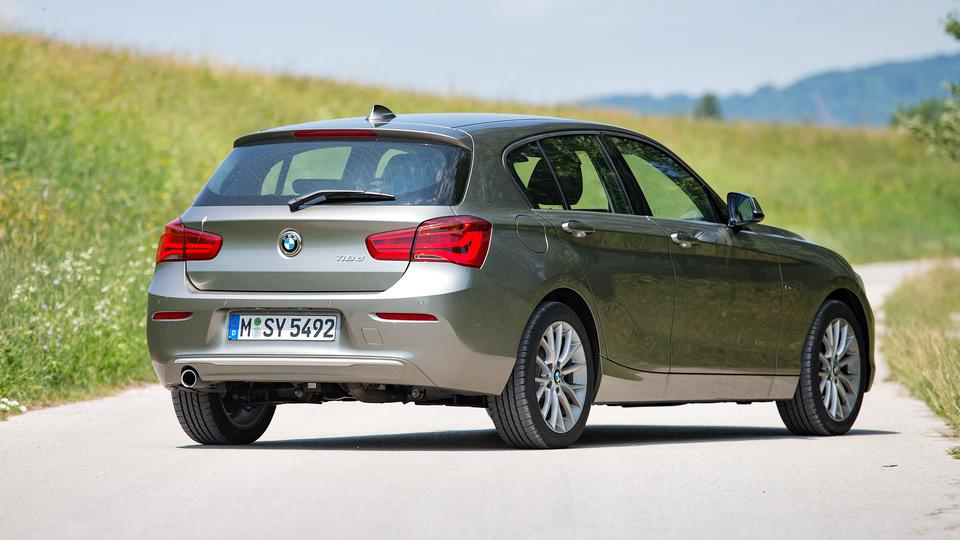 01.07.2015., Zagreb -  Test automobila BMW serije 1.  Photo: Davor Puklavec/PIXSELL
