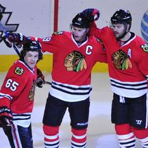 Chicago Blackhawks -  Toronto Maple Leafs