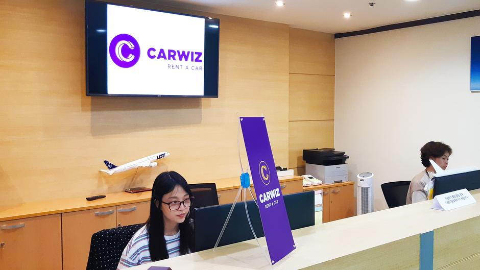 Carwiz rent a car | Autor : Promo